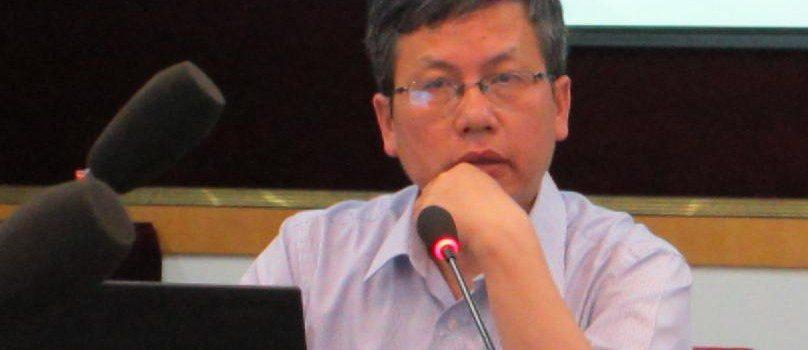 CSTIC Invited Speaker: Prof HU Kaibao, Shanghai Jiao Tong University | 26 May 2015